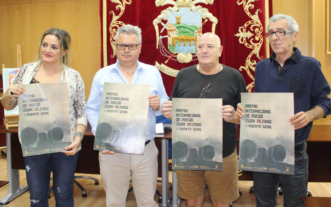 José Daniel Espejo gana el I Premio Internacional de Poesía Fundación Juan Rejano