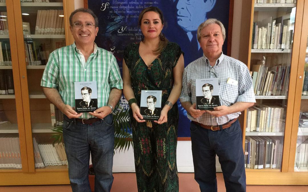 Una nueva publicación conmemora el cincuentenario de la muerte de Ricardo Molina
