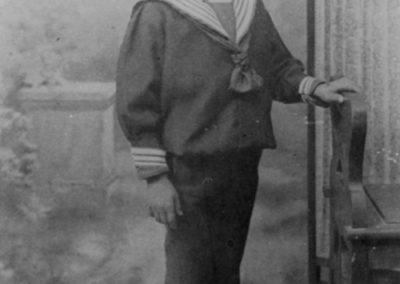Juan Rejano, niño